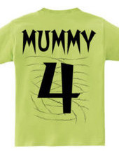 Creatures series-T (Mummy)