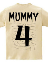Creatures series-T (Mummy)