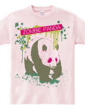 ZOMBIE PANDA T-shirts