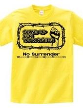 stand up no surrender