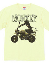 Motorcycle Honda animal 01