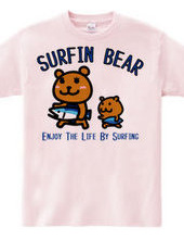 Surfin bear