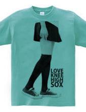 LOVE KNEE HIGH SOX