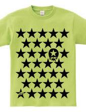 Stars & Skull