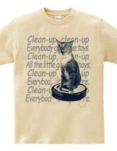 cleaner [B]