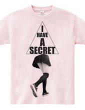 秘密があるの。