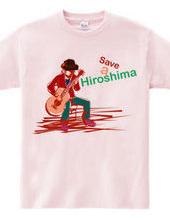 弾き語りTシャツ