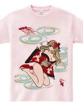 金魚姫 和風エロカワ 着物ガール