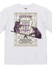 Elephant's SEE-SAW B