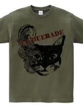 Cat masquerade