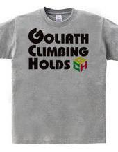Goliath Climbing Holds logo T★B