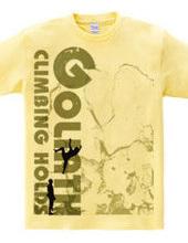 Goliath Climbing Holds logo T★C