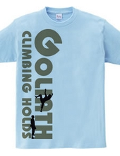 Goliath Climbing Holds logo T★C改