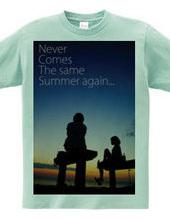 同じ夏は二度と来ないNew