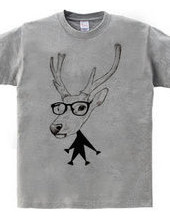 Comical deer