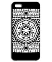 MANDARA_i phone case_白雲
