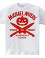Michale Myers Halloween - orange