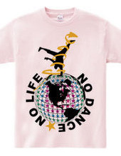 DANCE WORLD (NO DANCE NO LIFE)