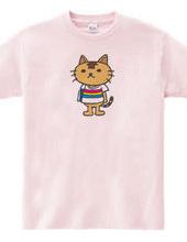 Tシャツ ねこ
