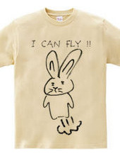 I can fly! T shirt version
