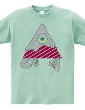 triangle eye