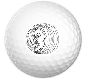 I am golfball?