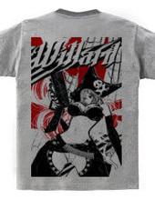 WILLARD 海賊と拳銃 両面プリント