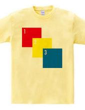 3 colors