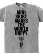 ミニスカートは世界を救う