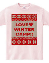 LOVE WINTER CAMP!