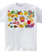 クレコちゃんのフルーツパラダイス