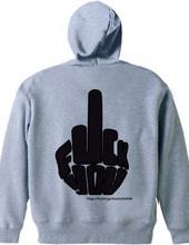FUCK YOU hoodie