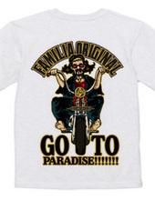 go to paradiseカラーバージョン