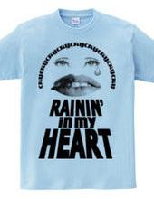 RAININ  IN MY HEART