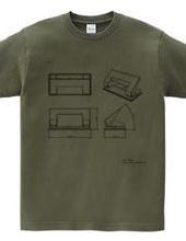 図面TシャツNo.66
