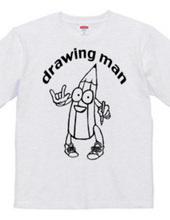 Drawing man