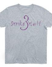 3 stroke half(Purple)