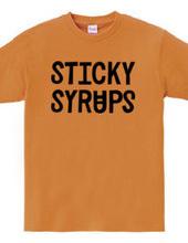 STICKY SYRUPS LOGO
