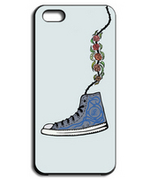 Sneaker_Rose(Lightgrey)iPhone5&6