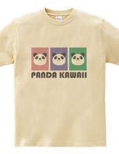 Panda Kawaii 3C ver.