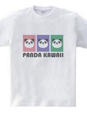 パンダかわいい 3C ver.