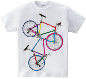 Color bicycle