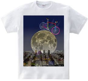 Moon Bicycle