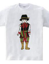 ポーランド民族衣装