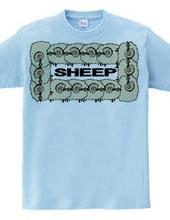 もこもこ羊