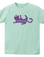 「nukomo♪」 リバーシブルTシャツ