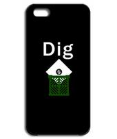 Dig_iphone(White jaket)