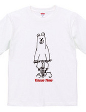T-shirts that bear on a bicycle