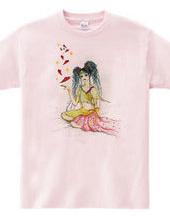 華の妖精 フリージア