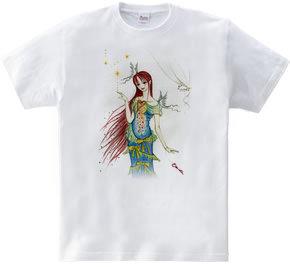 華の妖精 リアトリス